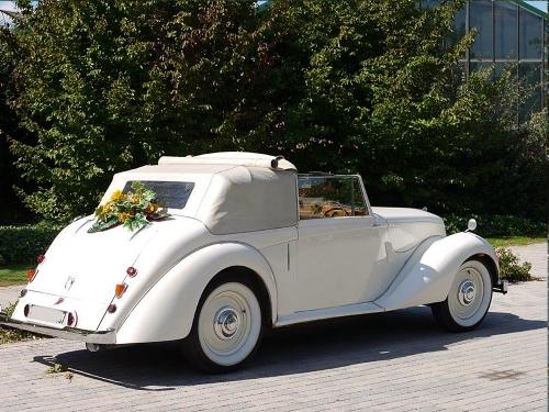 Armstrong cabrio matrimonio Milano
