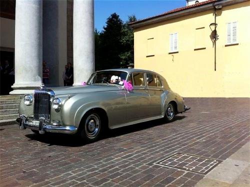 Bentley S1 matrimonio Milano