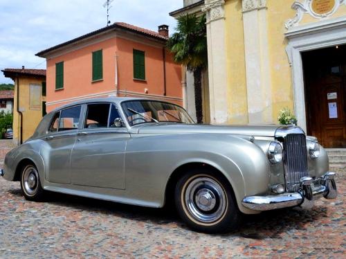 Affitto Bentley S1 matrimonio Milano