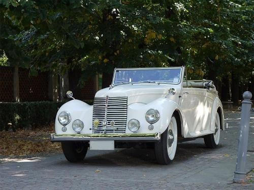 Armstrong cabrio