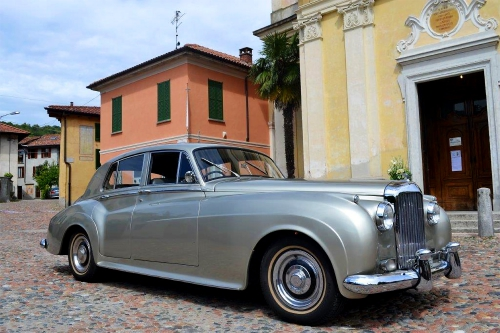 Bentlay S1 matrimonio Milano