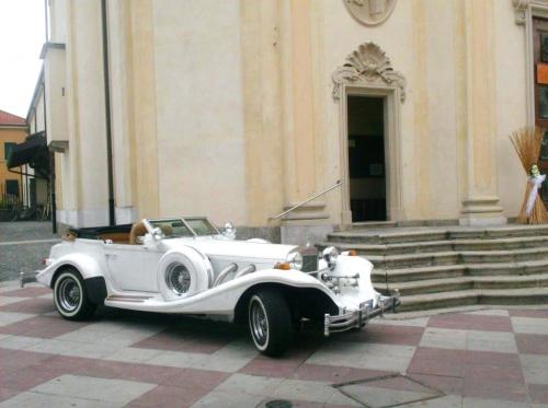 Excalibur per matrimonio Milano