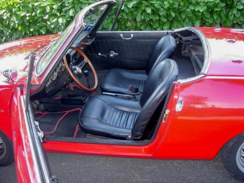 Fiat 850 interni