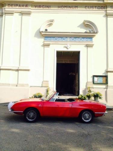 Fiat 850 per cerimonie Milano
