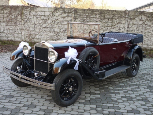 affitto Fiat Torpedo matrimonio Milano