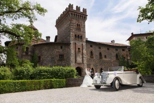 Noleggio auto epoca matrimonio Milano